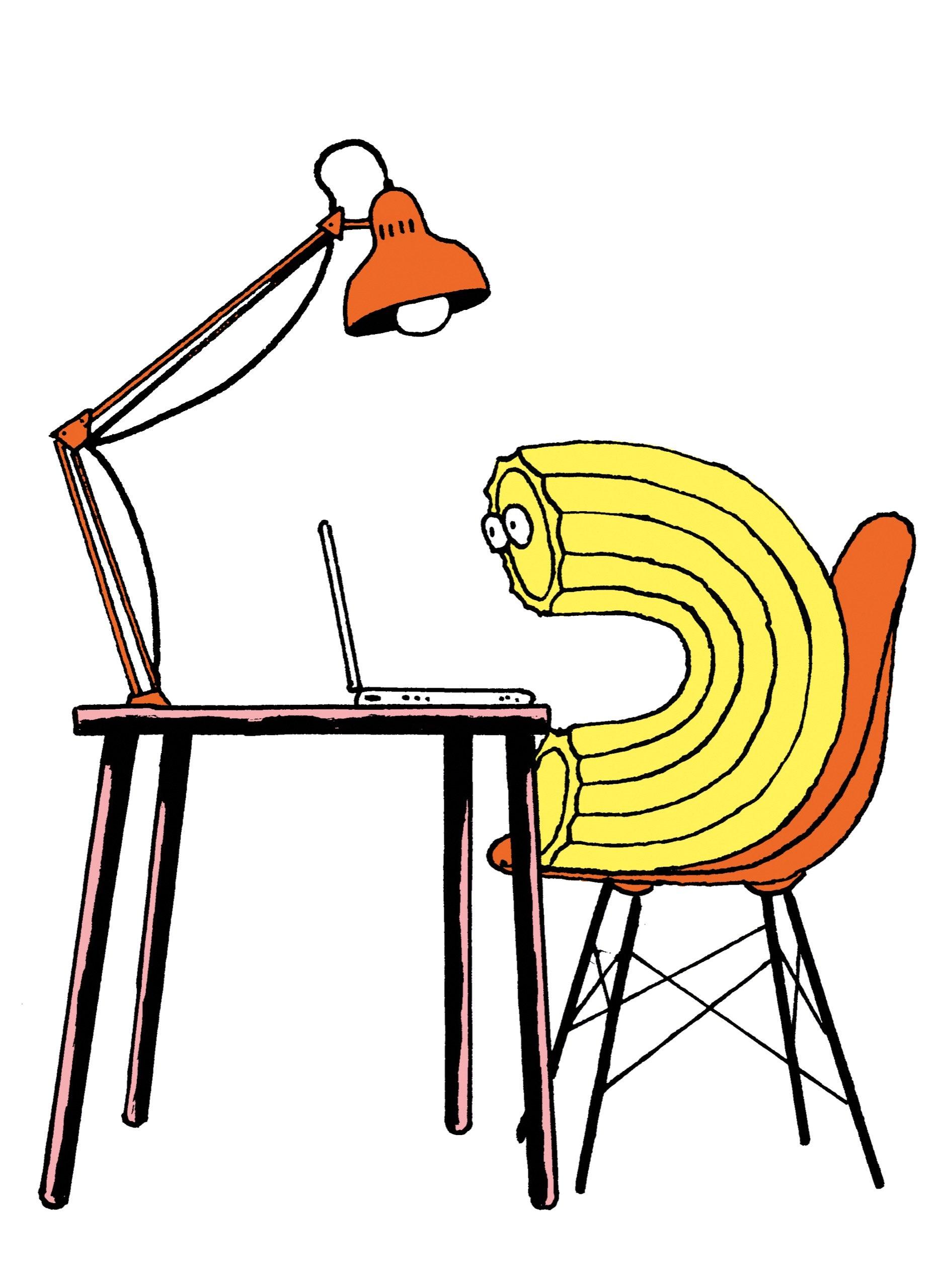 posture illustration